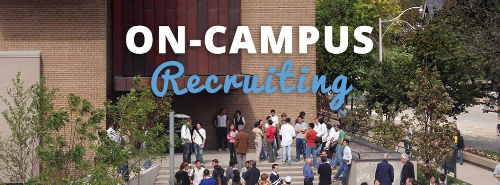 How to Land a Job Before You Graduate: On-Campus Recruiting