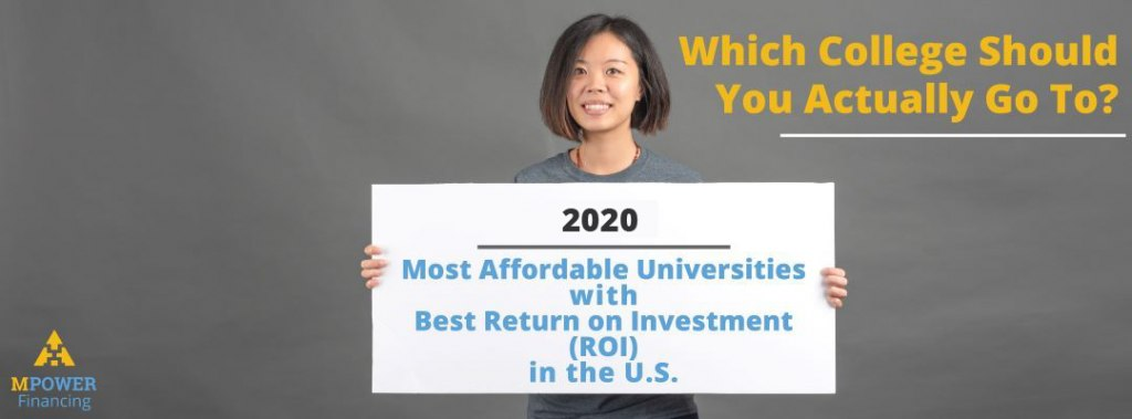 U.S. Universities and Colleges With the Best Return on Investment, 2020