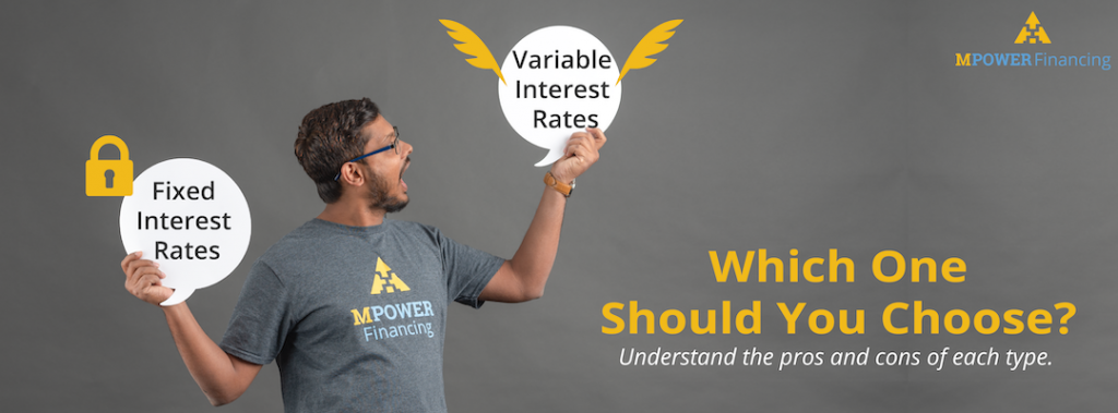 Fixed- or Variable-Interest Rate