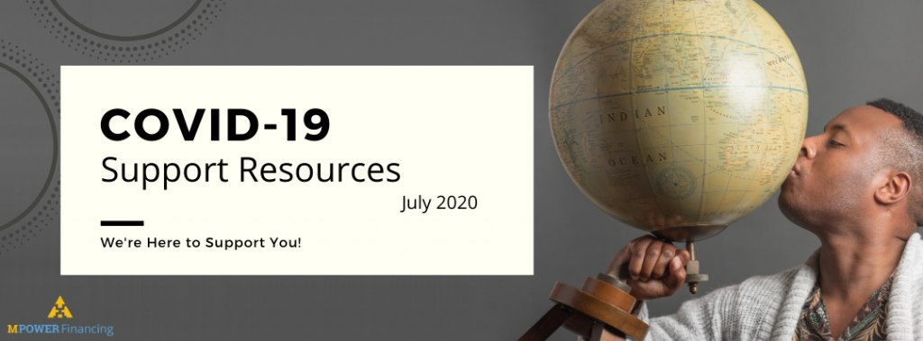 COVID-19 Resources for Students: July 2020