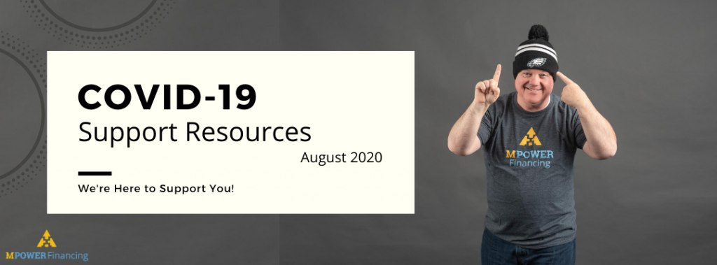 COVID-19 resources for international students: August 2020