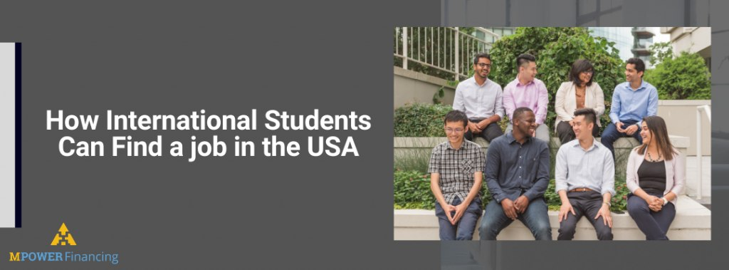 How International Students can Find a job in the USA
